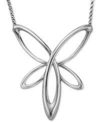 Nambe Star Pendant Necklace In Sterling Silver Only At Macy's