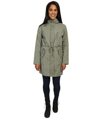 United By Blue Ash Double Layer Coat Olive Women's Coat