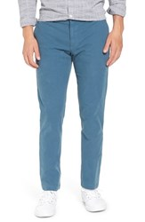 Original Penguin Men's Slim Fit Chinos Aegean Blue