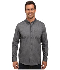 Oakley Irreverent Woven Top Jet Black Men's Clothing