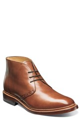 Stacy Adams Men's 'Madison Ii' Chukka Boot Cognac Smooth