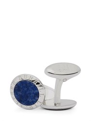 Dunhill Ad Coin Sodalite Cufflinks