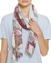 Fraas Lilies Scarf Taupe