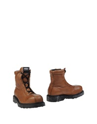 Cult Ankle Boots Camel
