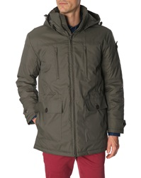 Menlook Label Dick Khaki Parka