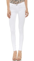 Rag And Bone The Skinny Jeans Bright White
