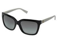 Michael Kors Sandestin Black Off White Fashion Sunglasses Multi