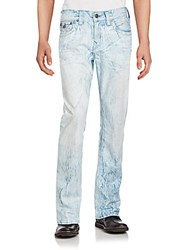 True Religion Geno Relaxed Fit Cotton Jeans Day Shifter
