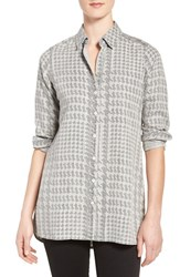 Foxcroft Women's Houndstooth Shirt