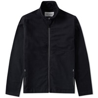 Our Legacy Funnel Blouson Black