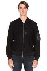 Blk Dnm Jacket 45 Black