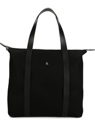 Mismo Square Shoulder Bag Black