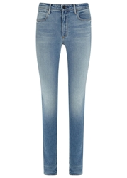 Alexander Wang Light Blue Slim Leg Jeans