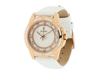 Bulova Ladies 98P119 White Stainless Steel And Rose Gold Mother Of Pearl And Diamonds Analog Watches