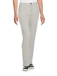 Current Elliott The Trouser Sweatpants Heather Grey
