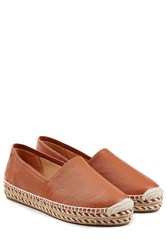 Rag And Bone Rag And Bone Leather Espadrilles Brown