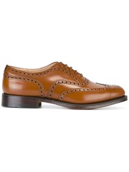 Church's 'Burwood' Oxford Shoes Brown