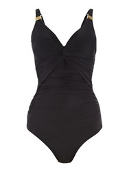 Biba New Goddess Swimsuit Black