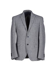 Nardelli Suits And Jackets Blazers Men Grey