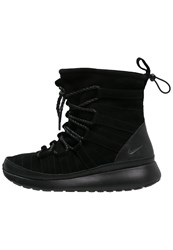Nike Sportswear Roshe One Laceup Boots Black Anthracite