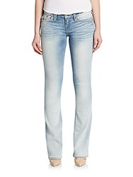 True Religion Bootcut Jeans Blue