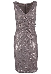 S.Oliver Cocktail Dress Party Dress Rose Taupe Purple