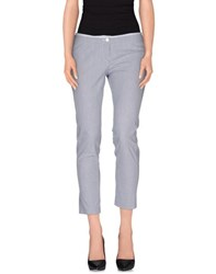 Weber Trousers Casual Trousers Women Blue
