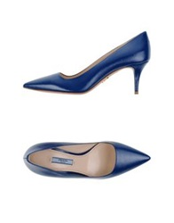 Prada Pumps Pastel Blue