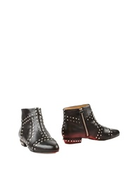 United Nude Ankle Boots Black