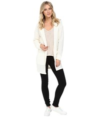 Vans Boxkicker Cardigan White Sand Women's Sweater