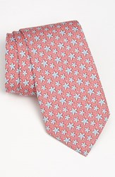 Men's Vineyard Vines 'Starfish' Silk Tie