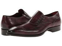 Mezlan Spoletto Burgundy Men's Slip On Dress Shoes