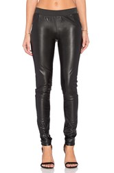 Sam Edelman Skylar Faux Leather Legging Black