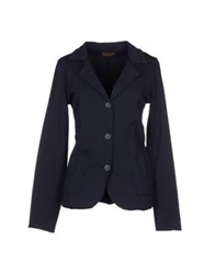 Alpha Studio Blazers Dark Blue