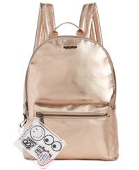 Rampage Customizable Backpack With Stickers Only At Macy's Rose Gold