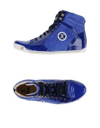 Fabi High Tops And Trainers Bright Blue