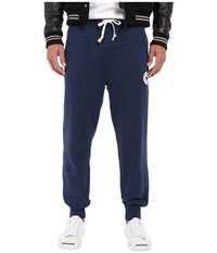 Converse Core Rib Cuff Pants Nightime Navy Men's Casual Pants Blue