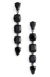Nordstrom Women's Crystal Linear Drop Earrings