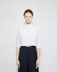 Rokh Mock Neck Blouse