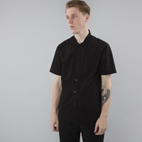 Ymc Ss Baseball Shirt Black