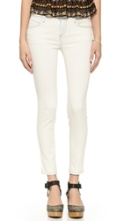 Free People Roller Crop Jeans Native Wash