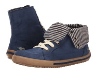 Penwell Navy Coast Women's Lace Up Boots