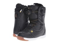 Dc Mora Boot Black Gold Women's Cold Weather Boots