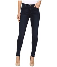 Sanctuary Robbie High Skinny Ankle Release Pants Crown Blue Wash Women's Casual Pants