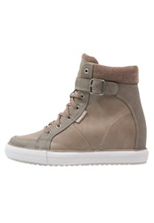 Esprit Mika Hightop Trainers Taupe