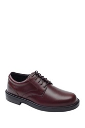 Deer Stags Times Leather Oxford Brown