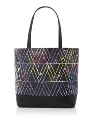 Paul's Boutique The Edmonton Collection Reversible Multi Tote Multi Coloured Multi Coloured