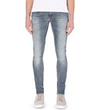 Tiger Of Sweden Slim Fit Jeans Blue