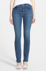 James Jeans High Rise Straight Leg Jeans Voyage