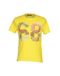 Naman T Shirts Yellow